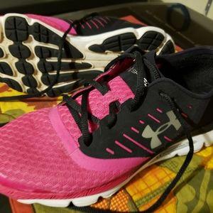 Womens Under Armour Speedform Shoes